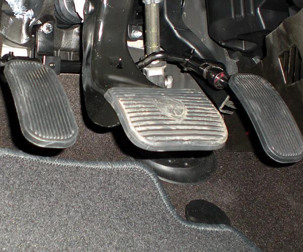 inversione pedale