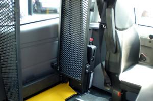 pedane elettro idrauliche per disabili