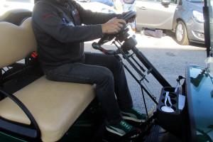 cerchiello meccanico disabili