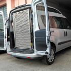 rampe Movia accesso furgoni