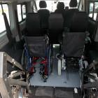 Ducato pm trasporto 2 carrozzine