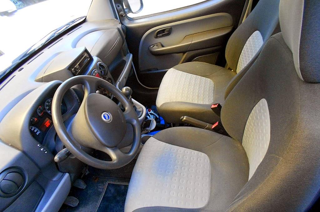 auto usate disabili - Doblo2017