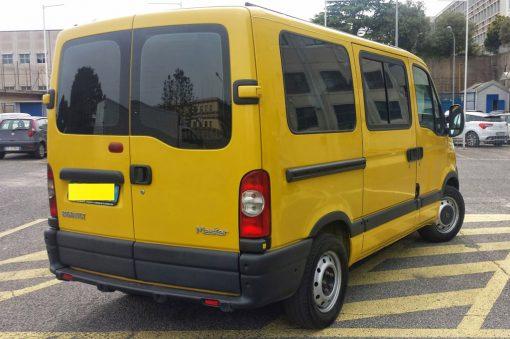 minivan usati disabili