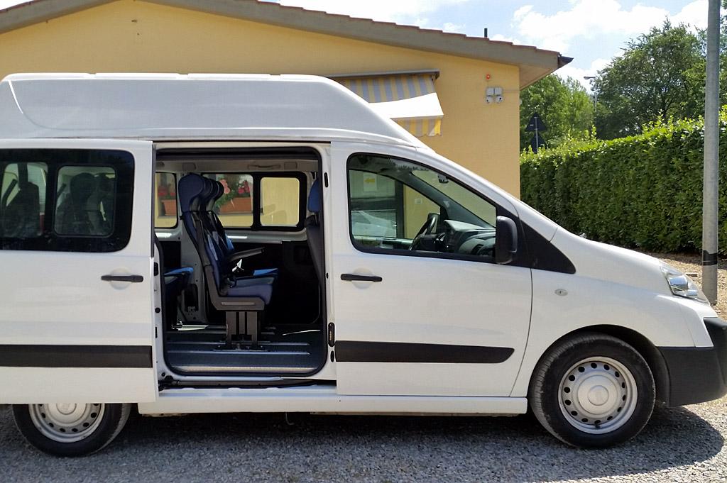auto usate disabili - Scudo2007