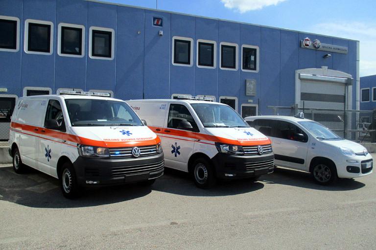 automediche - trasporto emoderivati