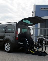 Peugeot Partner Teppe Disabili