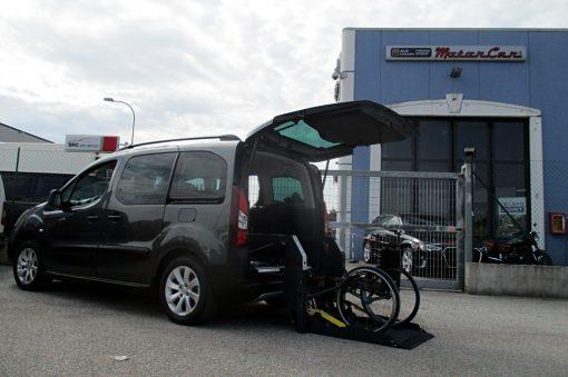 Peugeot Partner Teppe Disabili
