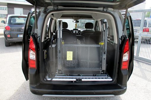 Peugeot Partner Trasporto Disabili