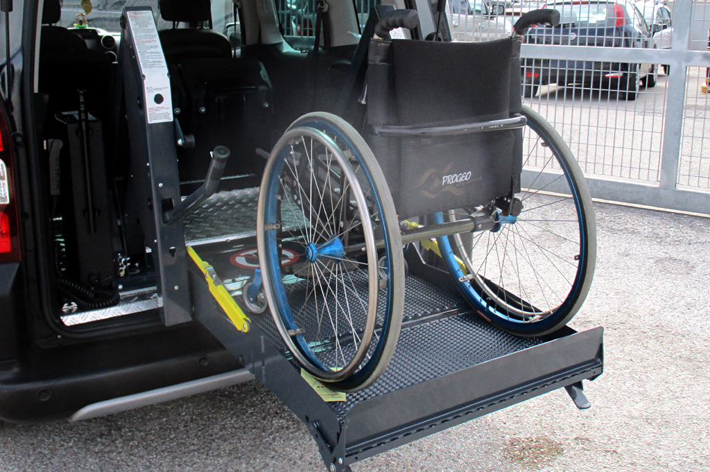 Peugeot Partner Tepee Disabili