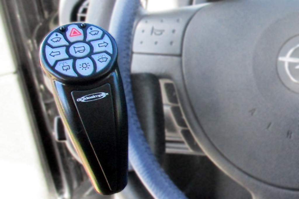Opel Combo multi-allestito