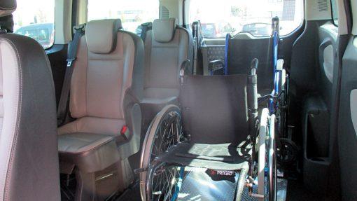Custom trasporto disabili