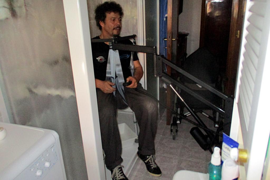 Personal Lift per bagno