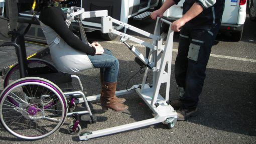 Personal Lift - carrello mobile