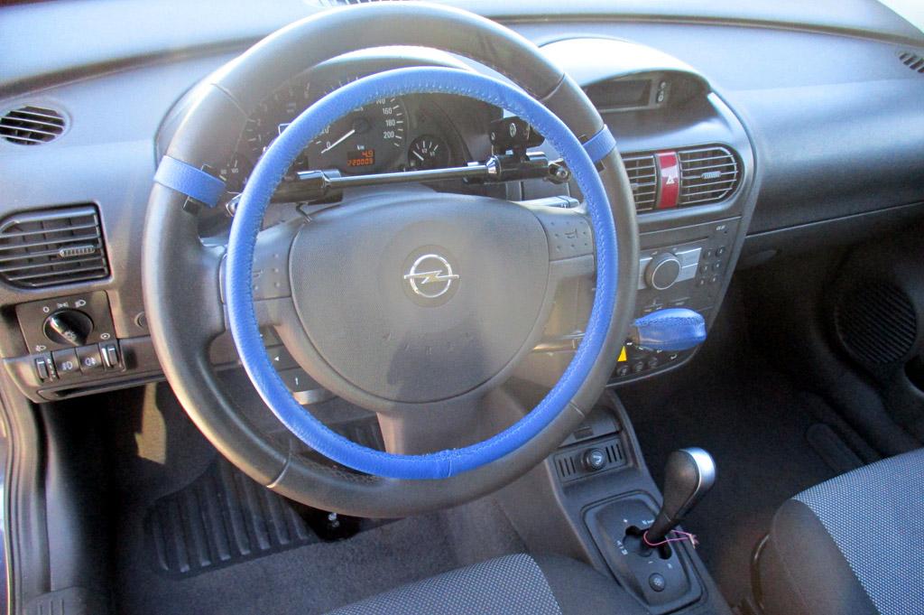 Combo acceleratore e freno manuali