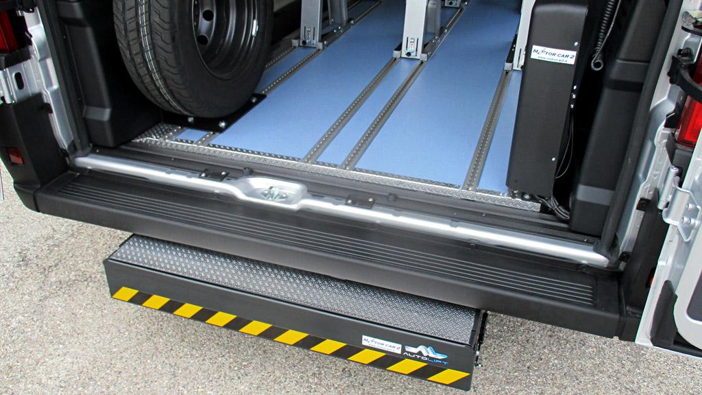 pedane sottopavimento Autolift