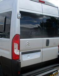 vetri oscurati vano posteriore