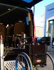 trasporto disabili familiare