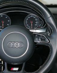 acceleratore k5 sotto al volante