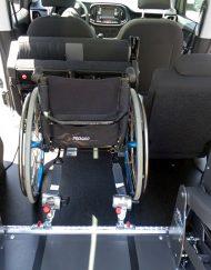 doblo allestimento disabili dark